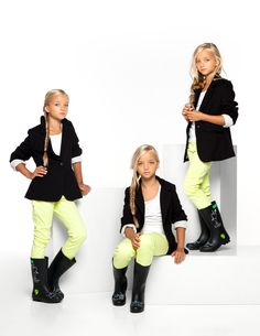 """Our """"Love U 4 Ever"""" wellington boots have a funky chalkboard design. Perfect for a child who likes to wear their heart on their sleeve: http://www.mooienlief.com/en/love-u-4ever_100000003.html"""
