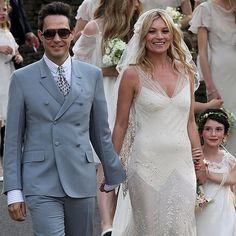 Celebrity Wedding Looks