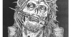 No ! ... I said hands, through the hands !! .Art by Mark Riddick | Tattoo Face | Pinterest | Hands, Artists and The o'jays