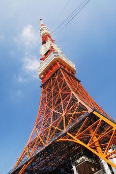 ✮ Tokyo Tower - Tokyo, Japan