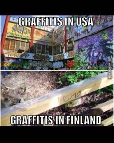 Haha this is what is like to live in finland