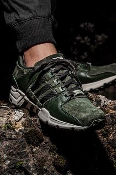 adidas EQT Running Support 93: Green