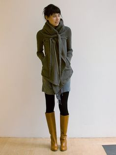 Classic, comfortable and so lovely! Fall-Winter must-have!  This so look likes @ Mindee Bosworth:))))