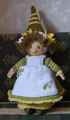 Ravelry: Project Gallery for patterns from Sirdar 263, Fantasy Knits