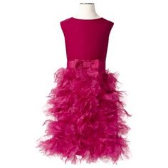 Target Mobile Site - Marchesa Girl's Floral Dress - flower girl