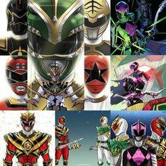 Power Rangers Lord Drakkon, King Tyranno and Ranger Slayer!!!