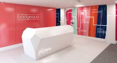 Commercial Offices – Spatial Design Offices, Commercial, Bathtub, Design, Standing Bath, Bathtubs, Bath Tube, Desk