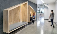 Acxiom Headquarters in Redwood City, California by Studio Q+A