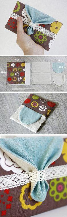 Clutch Purse Elegant Women Handbag. Easy Sewing Instructions DIY Tutorial.    http://www.handmadiya.com/2015/11/elegant-clutch-purse-tutorial.html