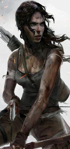 Video Game/Tomb Raider Wallpaper ID: 173982 - Mobile Abyss Tomb Raider Pc, Tomb Raider Video Game, Tomb Raider Lara Croft, Tom Raider, 1440x2560 Wallpaper, Laura Croft, Raiders Wallpaper, Beautiful Fantasy Art, Fantasy Warrior