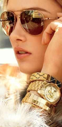 Karmen Pedaru for Michael Kors ♔Life, likes and style of Creole-Belle ♥