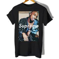 Tupac Supreme Tshirt Women – Coffe And Tees