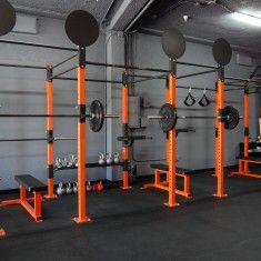 Pull Up Rigs And Squat Racks For Crossfit Design Boutique Gym Crossfit