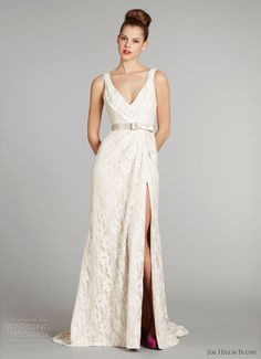 blush bridal fall 2012 wedding dress