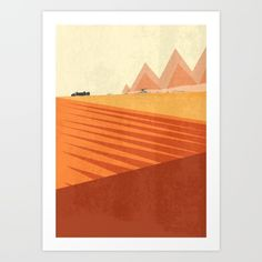 Buy MAD MAX Art Print by Oliver Averill. Worldwide shipping available at Society6.com. Just one of millions of high quality products available.