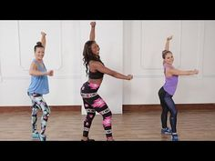 A great dance workout lifts your spirits while torching calories, and Latin dance definitely fits that bill. Equinox instructor Nicole Steen leads this high