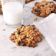 Make Oatmeal Coconut Maple Macaroons, Gluten Free.