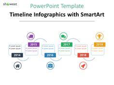 Timeline Template  Timeline Design