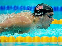 Michael Phelps...olympic swimmer, sports photography
