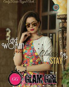 "ARADHNA FASHION & PK Brand - ""ARADHNA"" Catalog - Glam Girl Vol 2  Call or Whatsapp - 95863 74643 Email-aradhnafashion16@gmail.com www.aradhnafashion.in  #KURTI #Wholesaler #KurtiExporter #Manufacturer #Tunics #Kurtis #Fashion #Beauty #Style #WholesaleKurtis #AradhnaKurti #Aradhna #Parrot #GlamGirl #AradhnaFashion #Catalog #Lemon #Parrot #Kiwi #Sparrow #SpicySix #Vol1 #Vol2 #PkMakeYourBrand #PkKurti #Pk #AradhnaBrand #CottonKurtis #EmbroideredKurtis #PrintedKurtis #DesignerKurtis #RayonKurti"