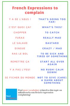 French essay phrases