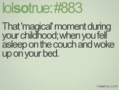My little one has many of these magical moments,