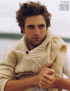 Robert Pattinson Vanity Fair photo