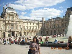 Musée du Louvre à Paris