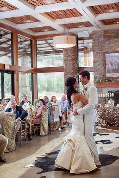 Rustic Glam Texas Wedding by Cristy Cross - Southern Weddings Magazine