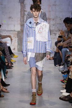 Marni Spring 2018 Menswear Collection Photos - Vogue