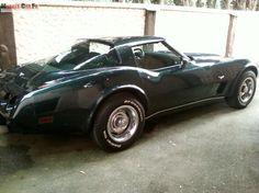 Chevrolet corvette 1979 http://www.muscle-car.fr/Nord-Pas-de-Calais-Pas-de-Calais-Chevrolet-Chevrolet-corvette-202.htm