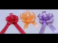 Cara Membuat Busur Pita  - http://www.youtube.com/watch?v=rSs1ui6Xv88