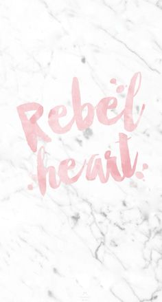 Marble Rebel Heart ★ Find more inspirational wallpapers for your #iPhone…