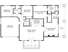 House Layouts simple house layout | housing decor | pinterest | house layouts