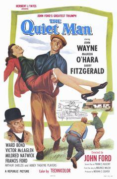 John Wayne at his non-western best.
