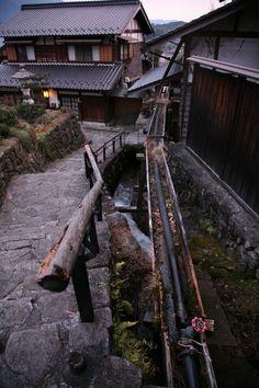 Magomejuku #Japan#gifu