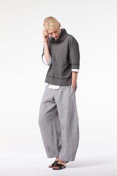 Top-selling Topsy Trousers at OSKA New York.