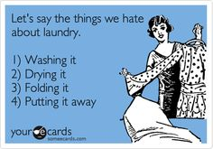 Image result for I hate laundry