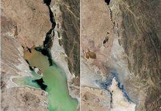 Pregopontocom Tudo: Satélite comprova evaporação total do lago Poopó,segundo maior da Bolívia...