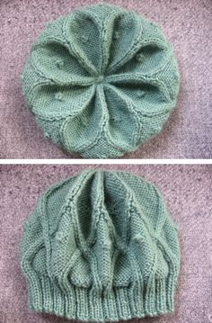 Cabled Rangoli Hat – Knitting patterns, knitting designs, knitting for beginners. Beanie Knitting Patterns Free, Loom Knitting, Knit Patterns, Free Knitting, Knit Beanie Pattern, Knitting Projects, Crochet Projects, Knit Or Crochet, Crochet Hats