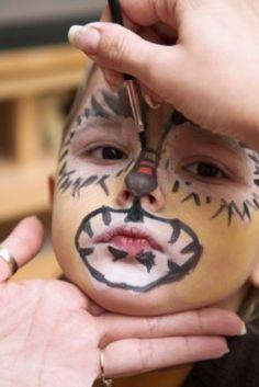 Carnaval: comment maquiller vos enfants
