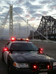 California Highway Patrol : San Francisco Oakland Bay Bridge