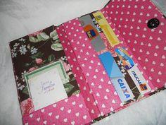 Carteira de caixa de leite by jojackie, via Flickr    Eu que fiz!!: