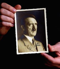 Images of Adolf Hitler, History's Monster: