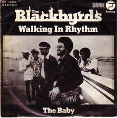 Blackbyrds - Walking In Rhythm / The Baby