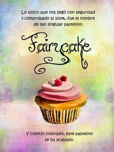 Cuento completo editado en imágenes, IRIDESSA Y EL FAIRYCAKE para hacer un cuento infantil. ¡Listo para imprimir y regalar! http://cinderellatmidnight.com/2014/02/13/erase-una-vez-los-cuentos-de-cinderella-primer-cuento-iridessa-y-el-fairycake/