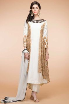 Dress shops online,White sequins embroidered bridal wear -1825 Latest Kurti Design LATEST KURTI DESIGN | IN.PINTEREST.COM FASHION EDUCRATSWEB