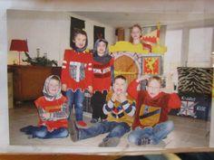 Ridderfeest van www.kiddies-feestkisten.nl