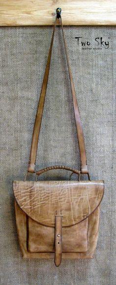 Handmade Bag. Новая сумка ручной работы.