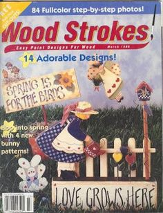 wood strokes - Jacqueline Buriche - Álbuns da web do Picasa Tole Painting, Painting On Wood, Painting & Drawing, Pintura Country, Painting Patterns, Craft Patterns, Easy Paint Designs, Book Crafts, Diy And Crafts